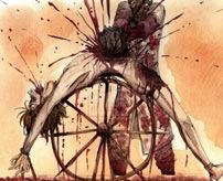 皮剥ぎ、車裂き、苦悩の梨・・・etc 世界の拷問処刑
