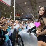 【朗報】中国のモーターショーがただのエロイベントだった件w車そっちのけになりますわw