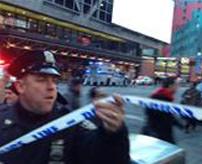 【衝撃】またあの恐怖が蘇る...ニューヨーク爆破テロの瞬間が監視カメラに!