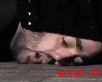 頭を強く打って死亡した男性...ペッチャンコに潰れ肉片が飛び散る悲惨な現場