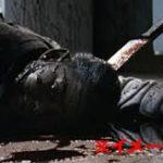 【閲覧注意】頭をナイフで27回刺して殺害、脳の損壊具合がヤバい…