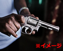 【殺人】ギャングに抱かれた女はあっけなく銃で始末される血も涙もない映像=ブラジル