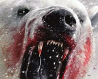 【閲覧注意】ホッキョクグマがいる地域の女性住民さん、喰い殺される