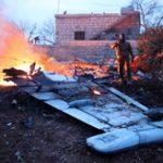 シリアで撃墜されたロシア空軍パイロット、テロリストに囲まれ自爆