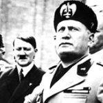イタリア独裁者ムッソリーニが愛人ともに処刑された現場カラー写真