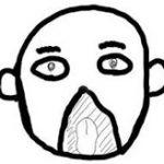 【閲覧注意】モタ(モーターサイクル)男、バイク事故で顔がぐちゃぐちゃになってしまった男性