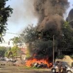 9歳の娘含む一家6人が自爆 13人死亡50人以上が負傷したインドネシア爆弾テロ