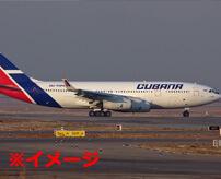 墜落したキューバ国内線旅客機、110名が死亡した現場