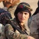 女性だけの武装組織「クルド女性防衛部隊(YPJ)」戦闘員 戦地で死亡して凌辱される