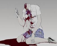 ギャングの少年達に拉致された19歳の少女、斬首される