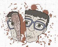 一つのミスで顔が引き裂かれて…回転中のプロペラに頭を突っ込むとこうなる