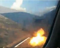 エンジン燃えてるしこの機体はもうすぐ墜落する…飛行機が墜落、死者が出た事故の内部映像