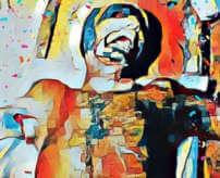 海外のグロユーザーさん、遺体写真に加工してアート化するも悪趣味すぎた