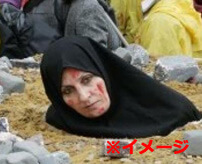 無理やり結婚させられて浮気した女性、バレて法に則り「石打の刑」で殺害
