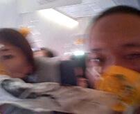 墜落したライオンエア航空610便、直前の機内映像が怖E…
