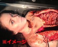 女の子の死体を使って解剖学実習、おっぱいペロンとしてから内臓取り出す…