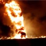 燃え叫びながら逃げる人間、パイプラインに穴を開けてガソリンを盗んでいた住民に天罰、79人が焼死