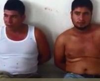 メキシカンポップが流れる現場で人間を解体するカルテルの殺害現場