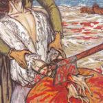 悪いことをしたその手は切り落としましょう ← 切れ味悪めな斧で手を叩き潰される拷問がエグい…