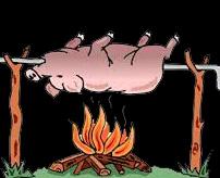 ※断末魔注意 リアル丸焼き、感染症になった豚を大量に焼却して屠殺