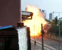 【スリランカ】テロで爆発の瞬間と、国内では放送できないバラバラに吹き飛んだ人たち