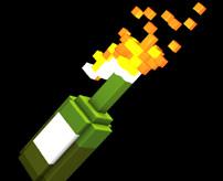 喧嘩でブチ切れた少年、相手に火炎瓶を投げつけるも近距離過ぎて自分が炎上、火だるまに