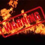 迫りくる炎の恐怖!ガススタンド爆発で起きた衝撃的な映像がコチラ…