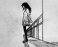 偶然の死は避けられない!飛び降り自殺した少女に道連れにされた男性…