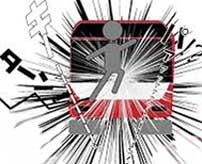 グモッチュイーーン…向かってくる電車にジャンプして飛び込んだ男性、ホームに激突しながら車両の下に引き摺りこまれる…