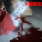 切り開かれた喉から血がドバッと溢れる…ISISに銃殺・斬首された5人の捕虜たちの処刑ビデオ