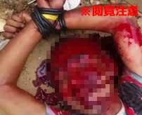 血だるまになるまで暴行された後首を絞められ窒息死…ベネズエラギャングの残酷すぎる処刑映像がコチラ…