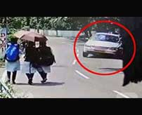 3人の女子高生を襲った悲劇!飲酒していたドライバーがハンドル操作を誤って…