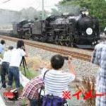 撮り鉄の男性、大好きな鉄道に殺される…