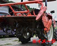 農作業用のトラクターに巻き込まれた女性、身体がグッチャグチャに…