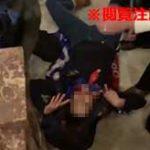 トランプ支持者の女性が警官に銃殺された際の衝撃映像…