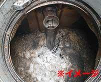 汚水をきれいな水にして放流する浄化槽に人間が落ちてしまうとこうなる…