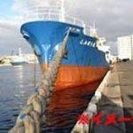 凄い速度で吹っ飛んできた係留ロープにぶつかって即死してしまった作業員…