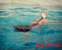 目を離したすきに4歳の男の子がプールで溺死してしまう事故映像…