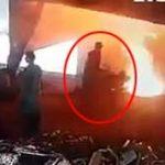 超高温の溶融炉に落ちてしまった作業員、即死して身体を溶かされてしまう…