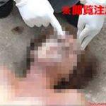 【閲覧注意】股間に鉄パイプ挿されて糞まみれ…レイプされた女性の死体が酷すぎる…