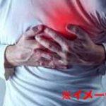 ジムでトレーニング中に急に心臓発作で死亡してしまう男性…