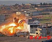 これがシリア内戦…爆弾で吹っ飛ばされてしまった兵士の最期…