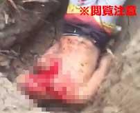 墓穴に寝かせて至近距離で射殺…ブラジルギャングによる残酷な処刑映像…