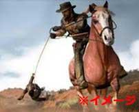 馬に繋がれて引きずり回された男、ズタボロになって死亡してしまう…